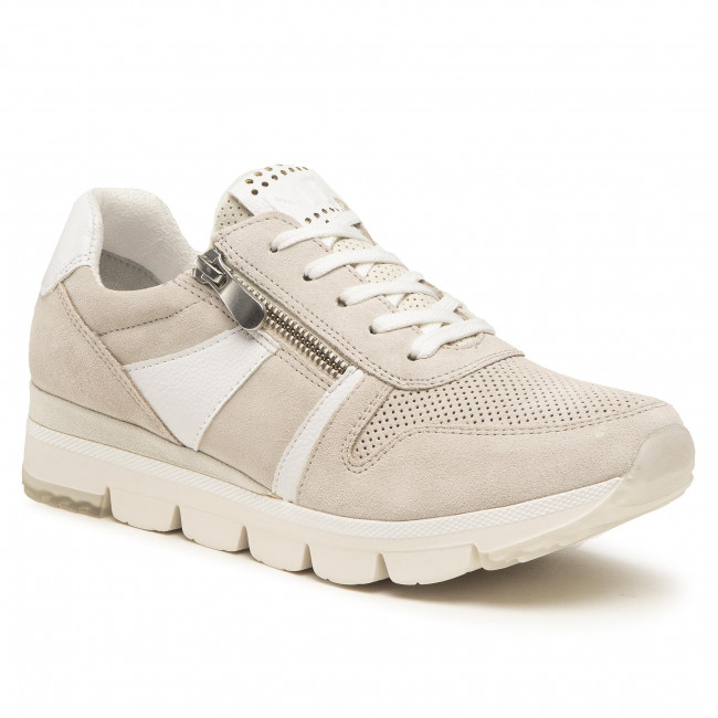 Sneakersy MARCO TOZZI - 2-23754-26 Offwhite Comb 111