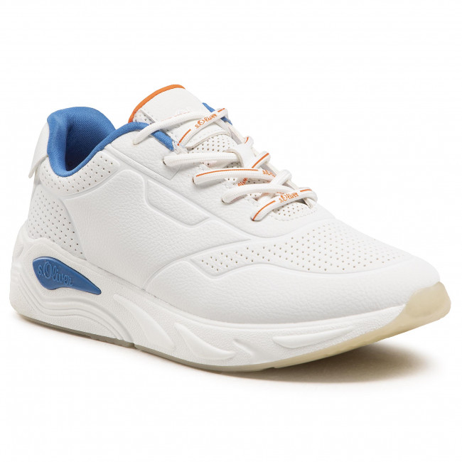 Sneakersy S.OLIVER - 5-23638-26  White Comb. 110