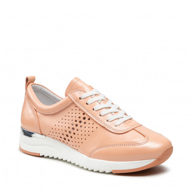 Sneakersy CAPRICE - 9-23500-26 Apricot 663