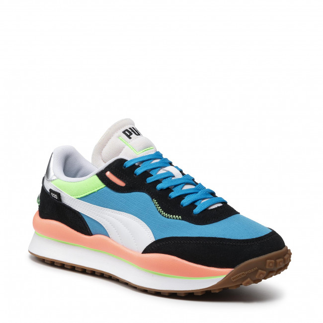 Sneakersy PUMA - Style Rider Play On 371150 06 Dresden Blue/White/Black