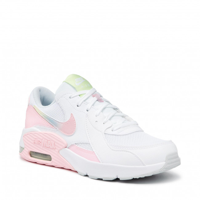 Buty NIKE - Air Max Excee Mwh (GS) CW5829 100 White/Multi Color