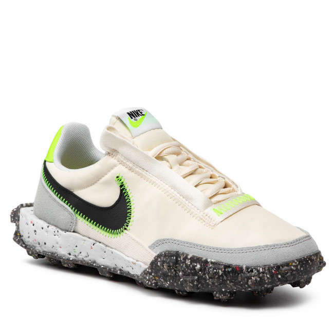 Buty NIKE - Waffle Racer Crater CT1983 102 Pale Ivory/Black