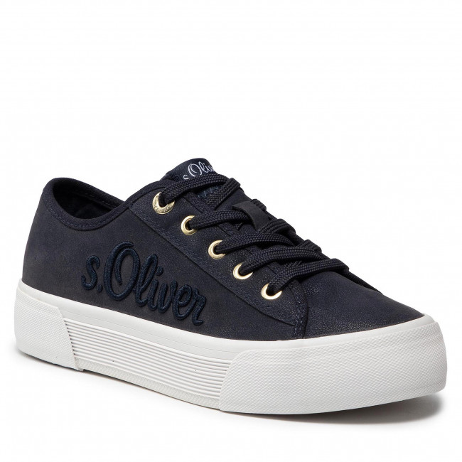 Sneakersy S.OLIVER - 5-23678-37 Navy 805