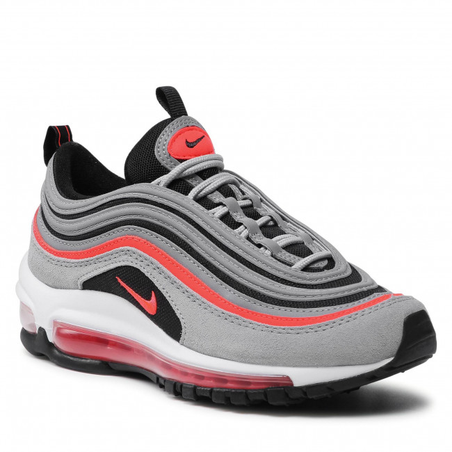 Buty NIKE - Air Max 97 (GS) 921522 025 Wolf Grey/Radiant/Red/Black