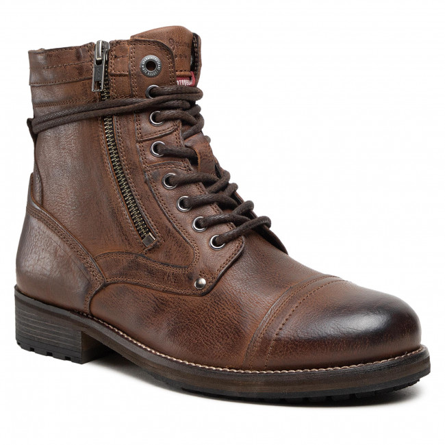 Trapery PEPE JEANS - Melting High PMS50206  Brown 878