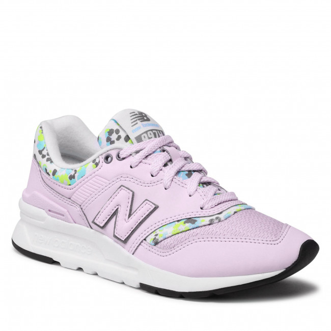 Sneakersy NEW BALANCE - CW997HGB  Fioletowy