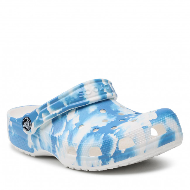 Klapki CROCS - Classic Out Of This Worldii Cg 206868 White