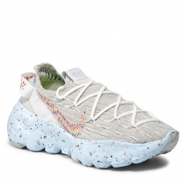 Buty NIKE - Space Hippie 04 CD3476 102 Summit White/Multi Color