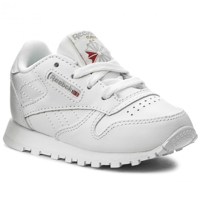 Buty Reebok - Classic Leather Infants 50192 White