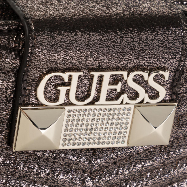 Torebka GUESS Jazzie (Mg) Evening Bags HWMG74 47730 PEWTER
