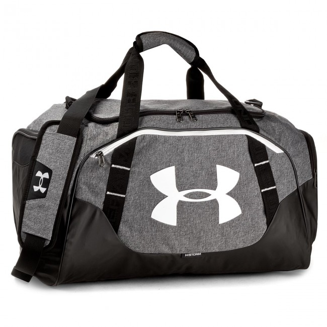 Torba UNDER ARMOUR - Ua Undeniable Duffle 3.0 M 1300213-041 Szary