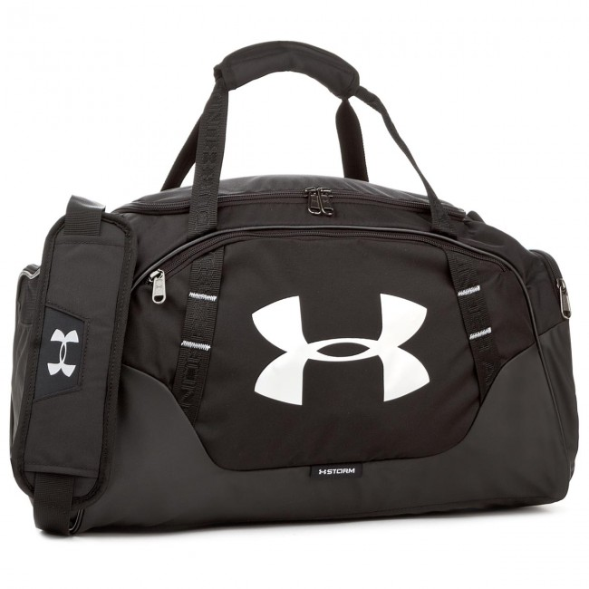 290a8145e Torba UNDER ARMOUR - Undeniable Duffle 3.0 1300214-001 Sm/Blk/Blk ...