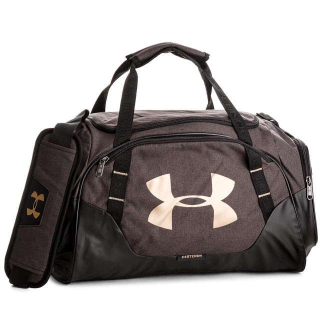 8065972cc Torba UNDER ARMOUR - Undeniable Duffle 3.0 XS 1301391-004 Brązowy ...