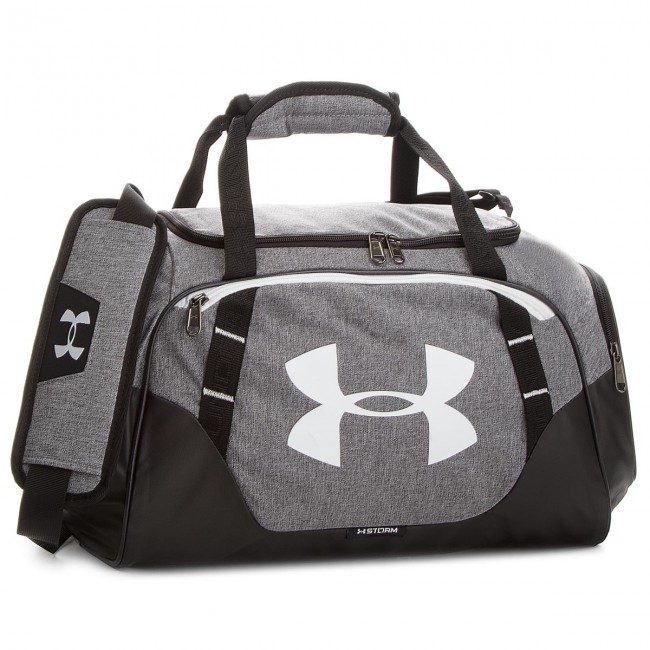 defcd6e75 Torba UNDER ARMOUR - Undeniable Duffle 3.0 XS 1301391-041 Szary ...