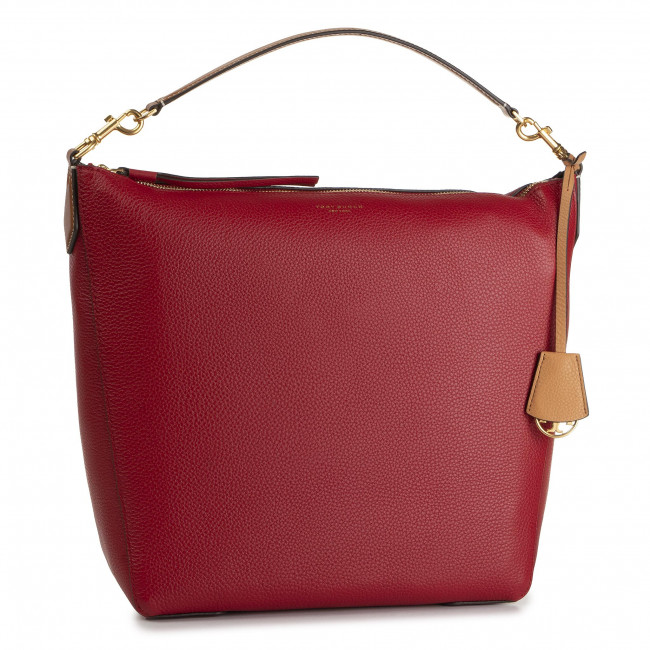 Rankinė TORY BURCH - Perry Hobo 58397 Red Apple 611