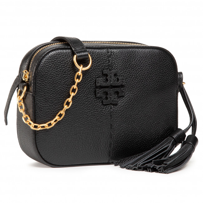 Torebka TORY BURCH - Mcgraw Camera Bag 64447 Black 001