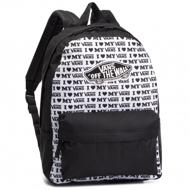 Plecak VANS Realm Backpack VN0A3UI6UVP1 BlackVans Love
