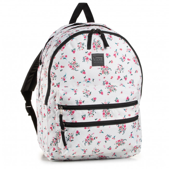 Plecak VANS - Schoolin It Backpack VN0A46ZPZKV1 Beauty Floral Marshmallow