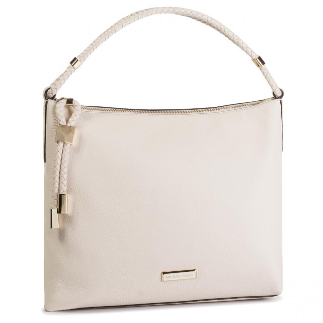 Torebka MICHAEL MICHAEL KORS Lexington 30T9LNDL3L Lt Cream