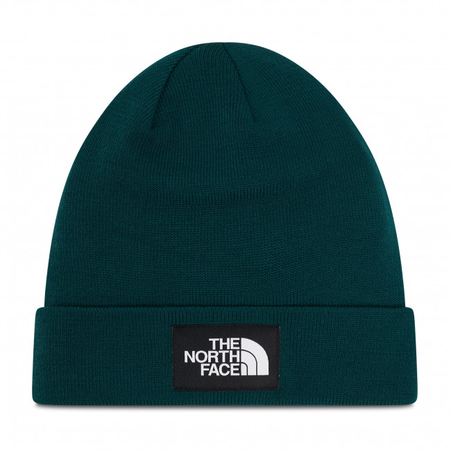 Czapka THE NORTH FACE - Dock Worker Recycled Beanie NF0A3FNTNL1-OS Evergreen