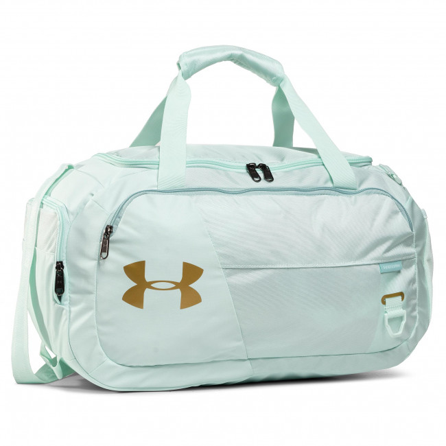 Torba UNDER ARMOUR - Undeniable Duffel 4.0 1342655-403  Zielony