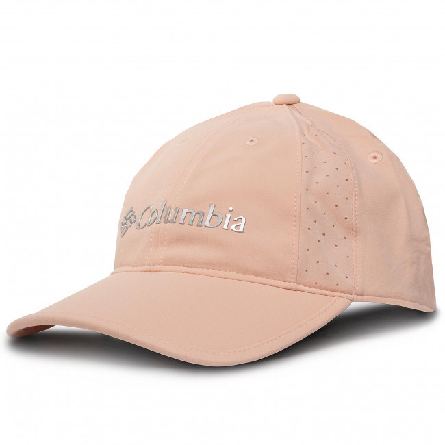 Czapka z daszkiem COLUMBIA - Peak To Point Cap CL2278 Peach Cloud 870