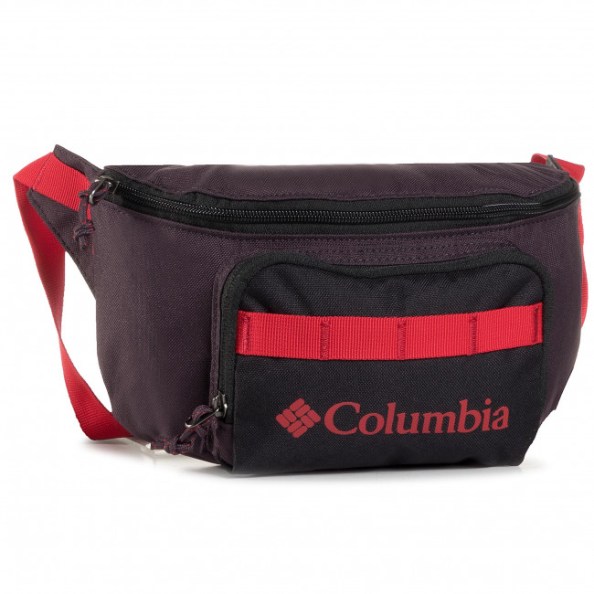 Saszetka nerka COLUMBIA - Zigzag Hip Pack 1890911 Dark Purple/Bl 511