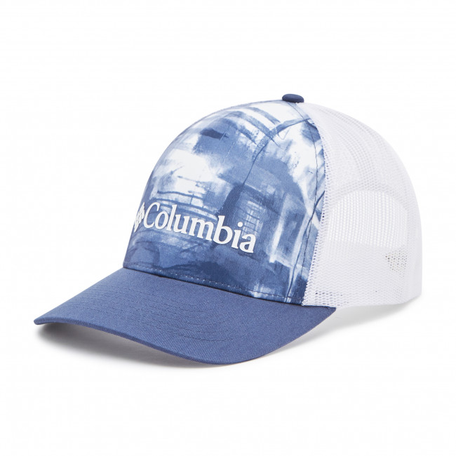 Czapka z daszkiem COLUMBIA - Punchbowl Trucker 1934421 Dark Mountain City Scape Print 478