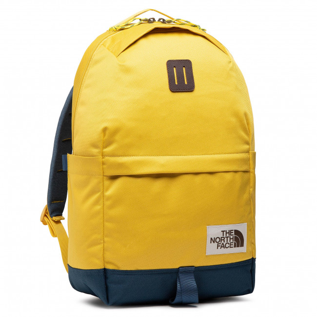 Plecak THE NORTH FACE - Daypack NF0A3KY5PJ91  Bamboo Yllw/Blue Wng Teal