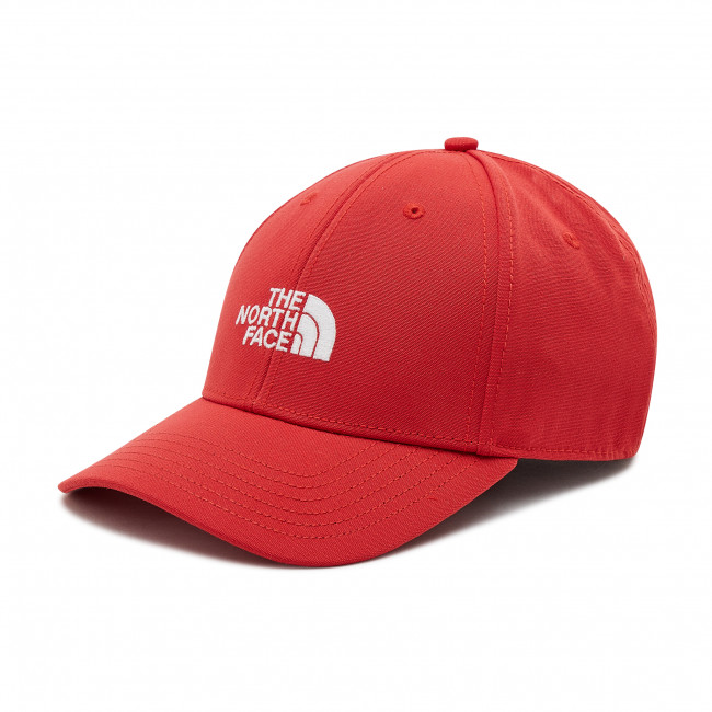 Czapka z daszkiem THE NORTH FACE - Recycled 66 Classic Hat NF0A4VSVV341  Rococco Red