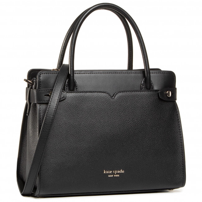 Torebka KATE SPADE - Medium Satchel PXR00022 Black 001U