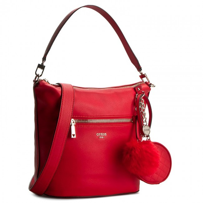 Torebka GUESS - Tenley HWVG66 26020 RED