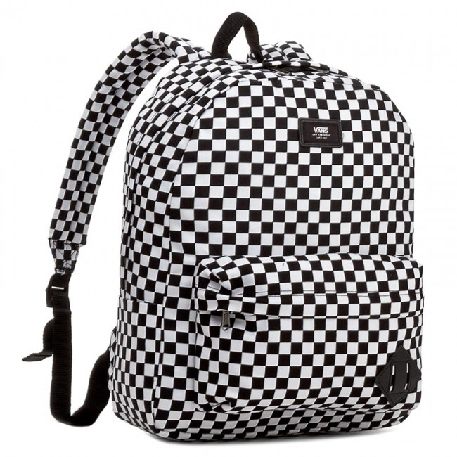 Plecak VANS Old Skool II Backpack VN000ONIHU0 BlackWhite 006