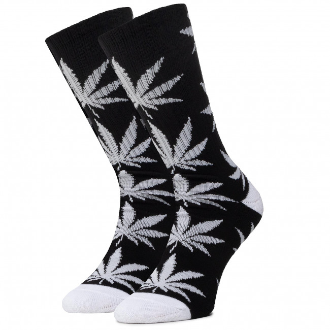 Skarpety Wysokie Unisex HUF - Essentials Plantlife Sock SK00298 r.OS Black