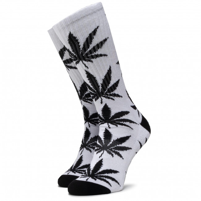Skarpety Wysokie Unisex HUF - Essentials Plantlife Sock SK00298 r.OS White