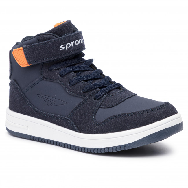 Sneakersy SPRANDI - CP40-8804J Navy