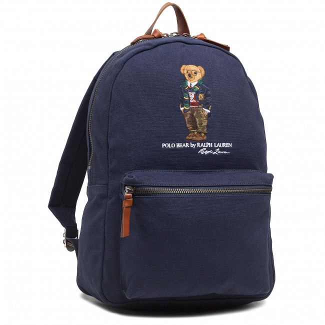 Plecak POLO RALPH LAUREN - Mpolo Co D2 405819537001 Navy