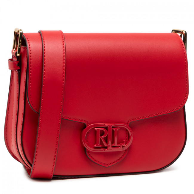 Torebka LAUREN RALPH LAUREN - Addie 431832308002 Candy Red