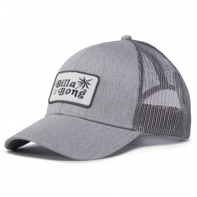Czapka z daszkiem BILLABONG - Walled Trucker U5CT08BIF0 Heather Grey 1009