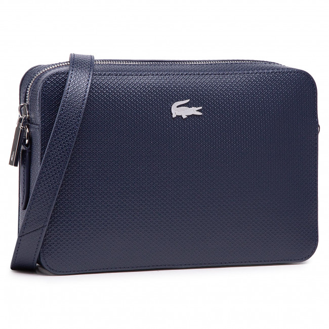 Torebka LACOSTE - Crossover Bag NF3495KL Light Adriatic Blue B88