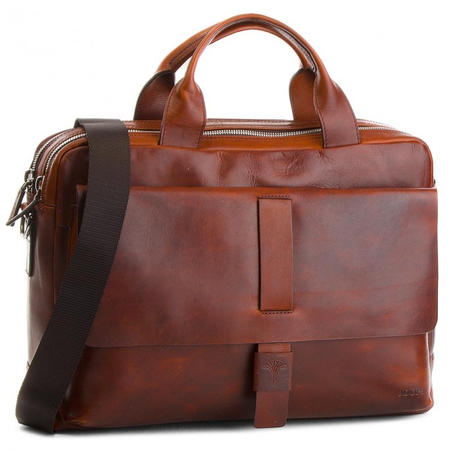 Torba na laptopa JOOP! - Pandion 4140003463 Dark Brown 702