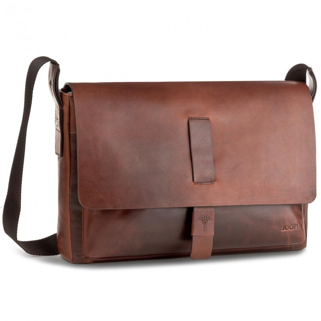 Torba na laptopa JOOP! - Loreto 4140003464 Dark Brown 702