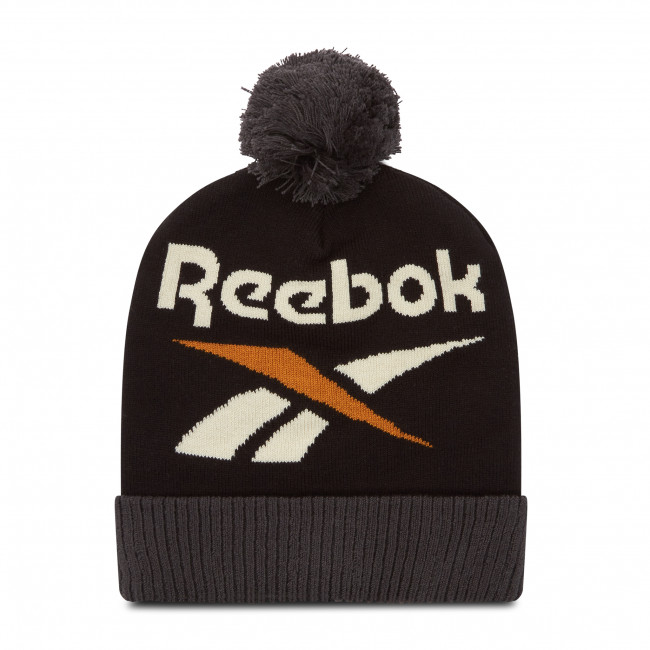 Czapka Reebok - Cl Winter Escape Beanie GD1038  Black