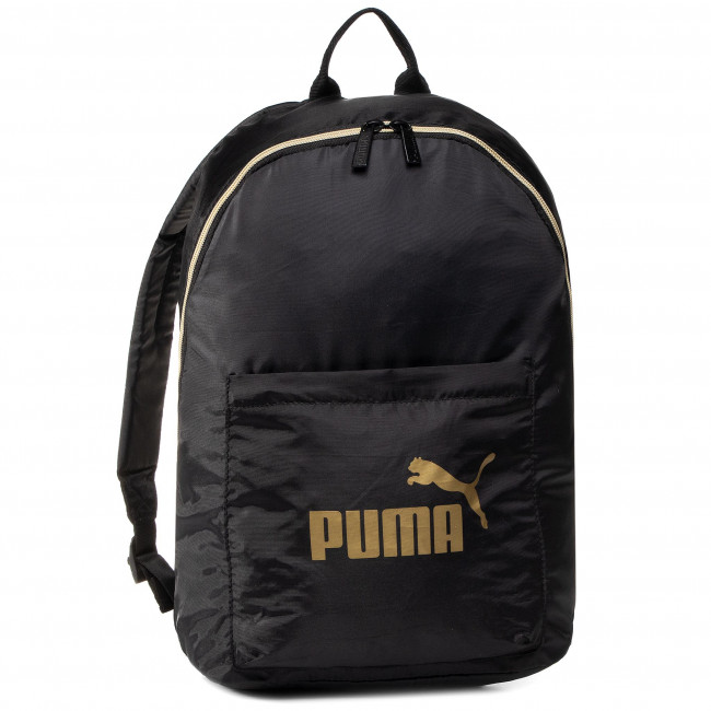 Plecak PUMA - Wmn Core Seasonal Backpack 076573 01 Puma Black/Gold