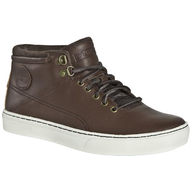 Trzewiki TIMBERLAND - Earthkeepers Cupsole Super Oxford Adventure Brązowy
