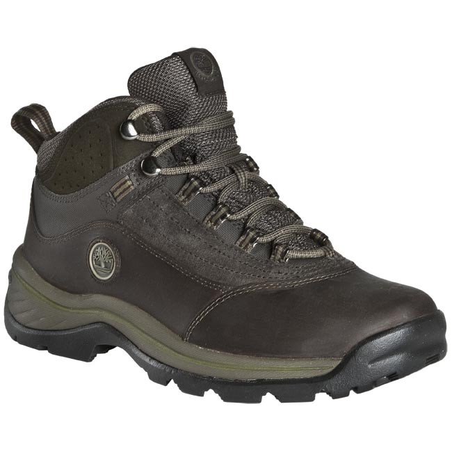 Trapery TIMBERLAND - Conway Trail Mens Mid Boot Brązowy