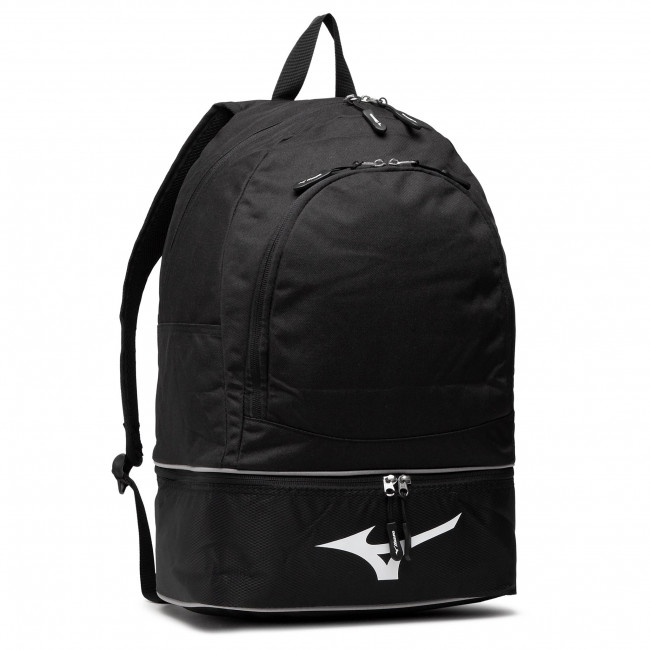 Plecak MIZUNO - Back Pack 33EY7W93 Black/White