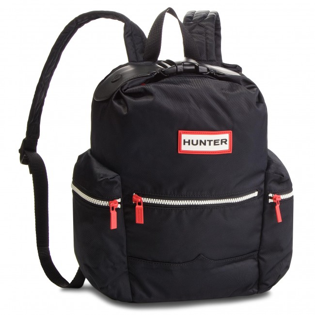 Рюкзак HUNTER - Original Topclip Backpack Nylon UBB6018ACD Black ... 99f4bbae06fb1