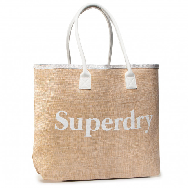 Torebka SUPERDRY - W9110006A  Natural F89