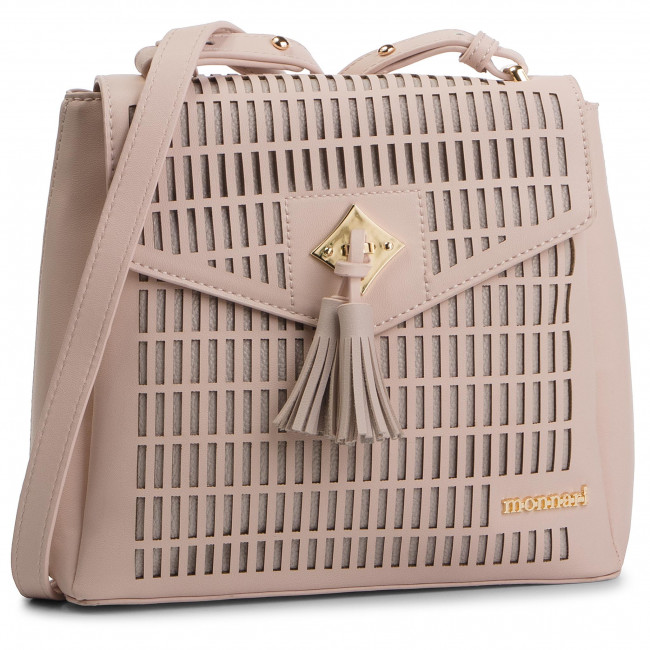 Torebka MONNARI BAG4060 026 Light Pink